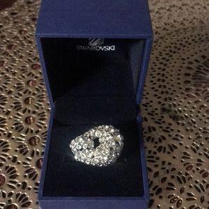 New in box Swarovski ring